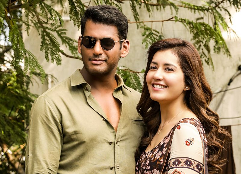 Ayogya Movie New Stills – Vishal, Raashi Khanna