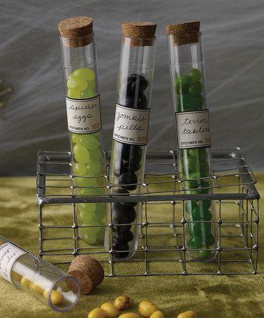 Take a look at this Test Tube Favor Set by Martha Stewart Crafts on - martha stewart halloween ideas