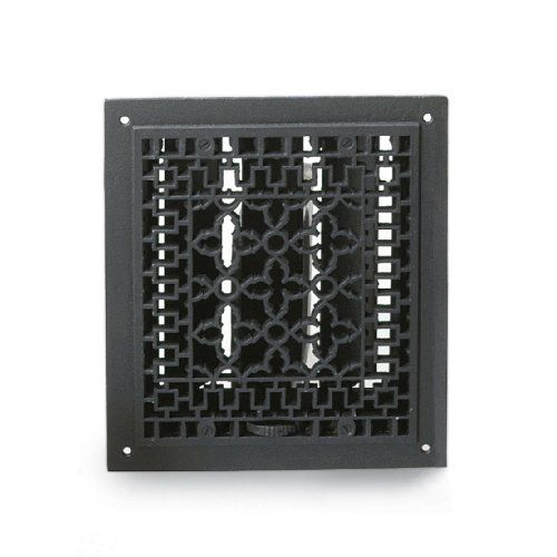 Minuteman International Jr 14 Cast Iron Register 12 Inch By 14 Inch With Louvers It Cast Floor Heating Systems Cast Iron