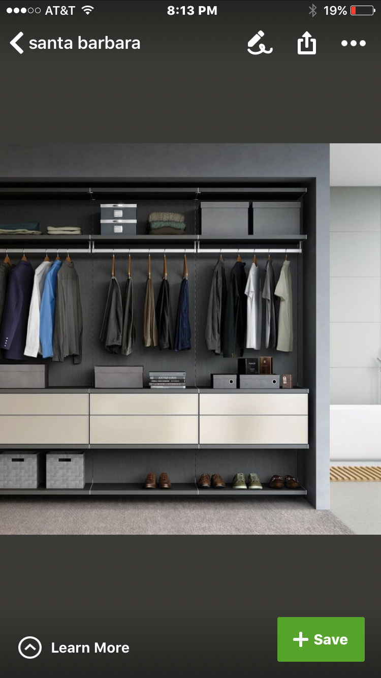 California Closets Custom Designs Offer Cabinetry, Shelving, And Lighting  Options That Fit Your Needs.