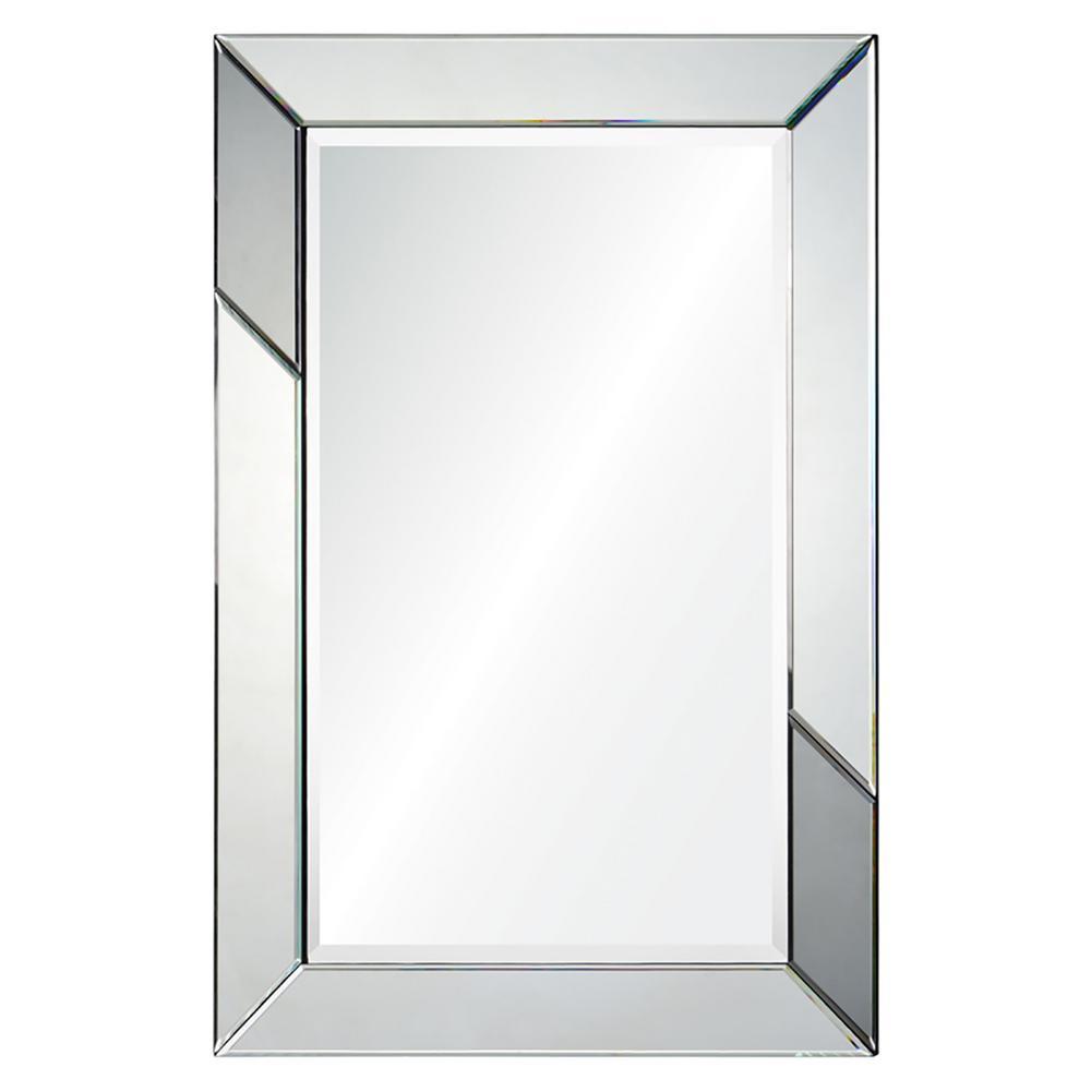 Rumba 36 In H X 24 In W Framed Mirror Mirror Wall Decor Framed Mirror Wall Mirror Wall 36 x 36 mirror