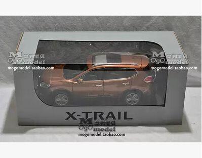 NEW NISSAN X TRAIL 2014 118 SUV Origin Car Model Alloy Diecast Gift