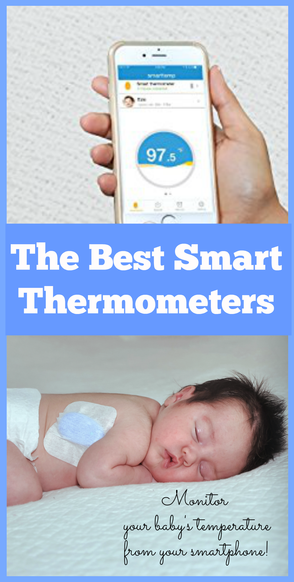 The Best Smart Thermometer for Babies and Infants | Infant, Babies ...