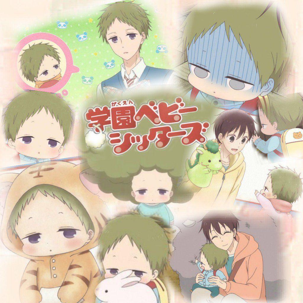Gakuen Babysitters Gakuen Babysitters Anime Child Anime Baby