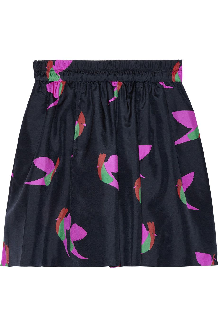 silk-taffeta skirt from Marc by Marc Jacobs