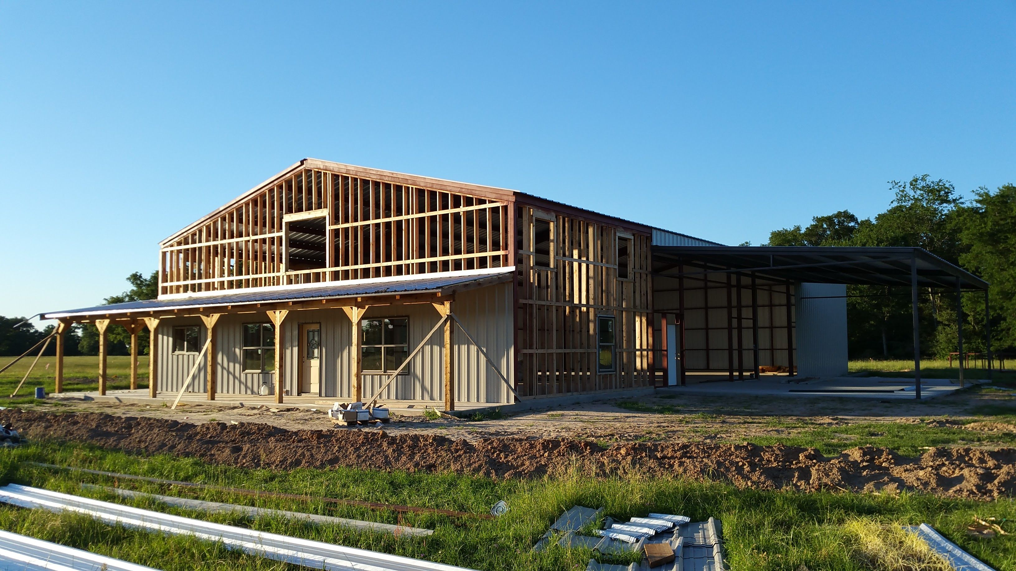 Barndo build barndominium cost barndominium