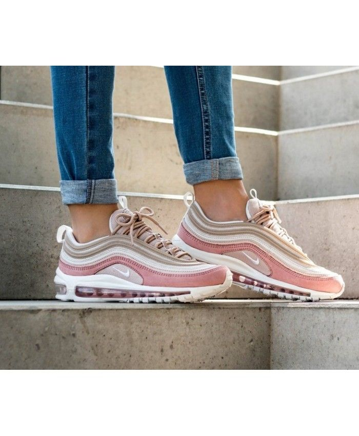 sports shoes 944fd 5ee01 Womens Nike Air Max 97 Og In Pink Trainer