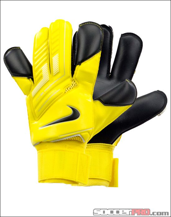 883178f73 Nike Vapor Grip 3 Goalkeeper Gloves - Yellow with Black...$107.99 ...