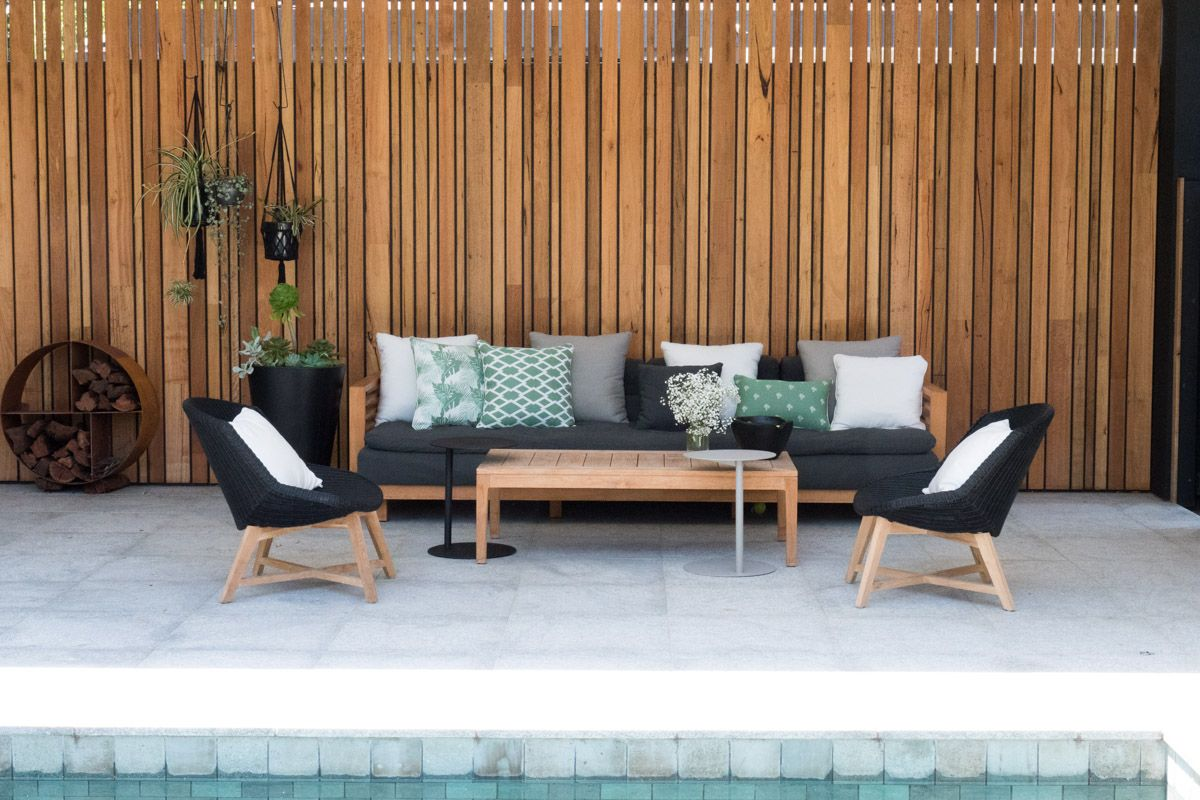 Skal Lounge Chair Luxury Indoor Outdoor Furniture Satara Australia