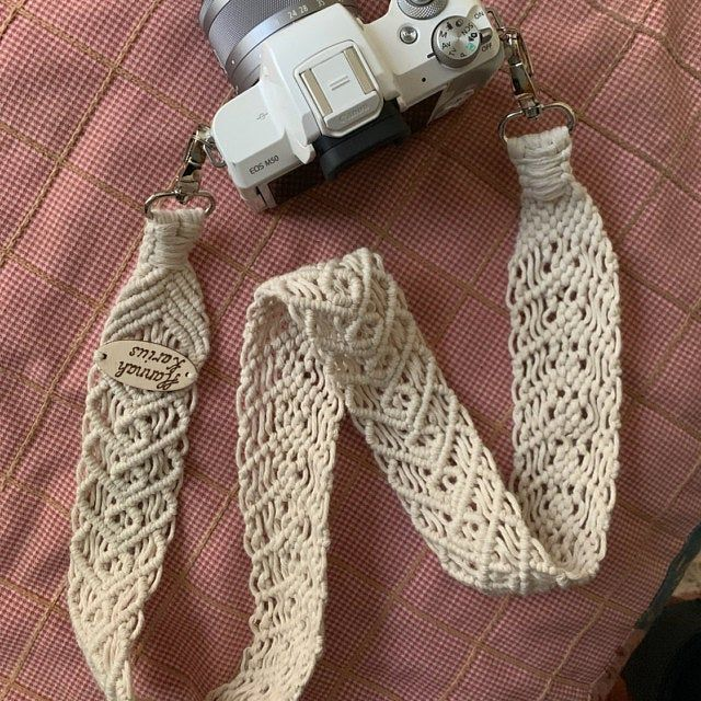 Macrame off white cotton rope bag, Drawstring bucket purse, Woven white ivory cylinder wicker bag, Weekender boho bag #bohooutfits