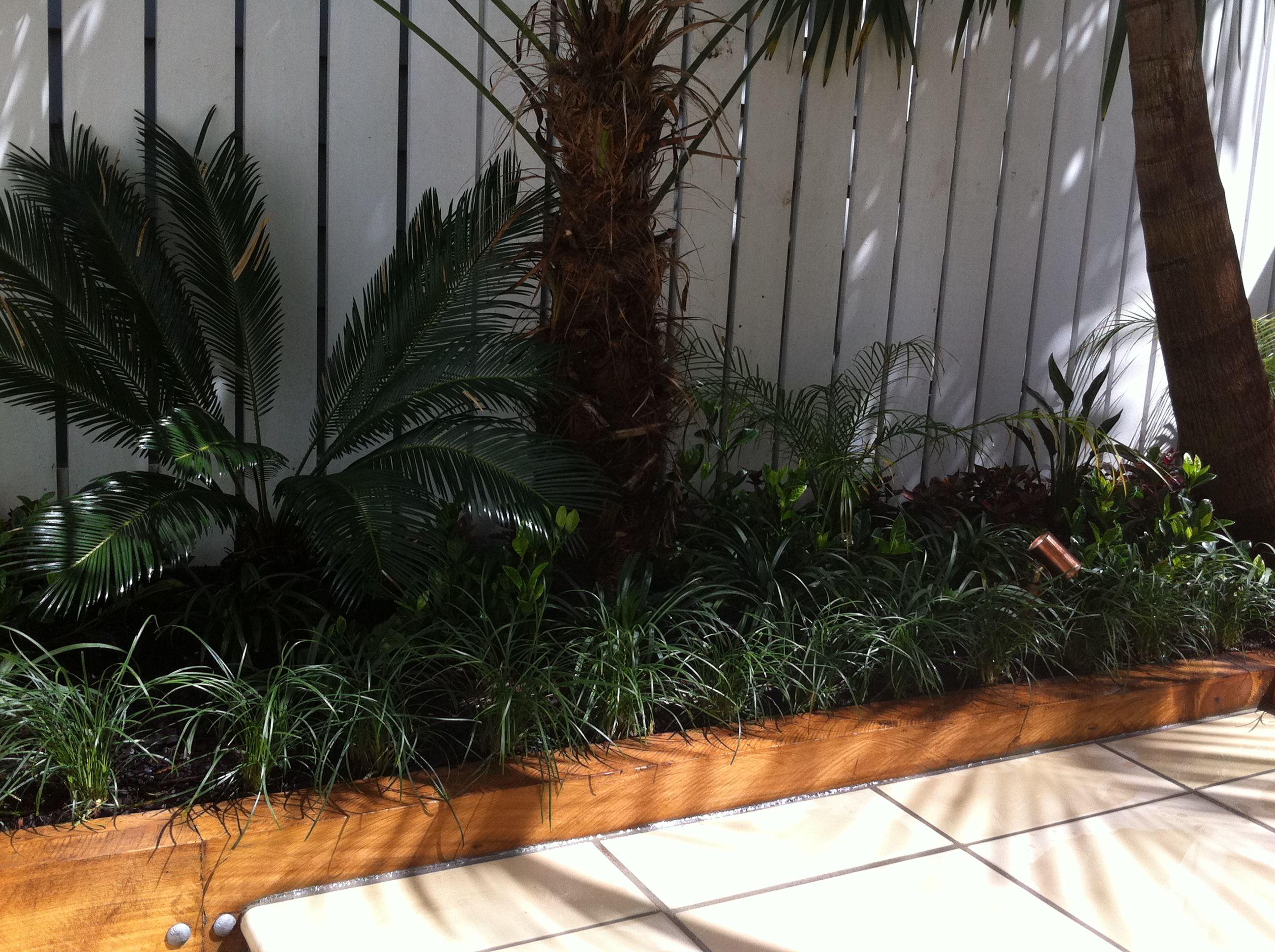 nz landscaping macrocarpa sleepers - Google Search ...