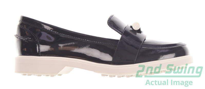 85c2eabb016 New Womens Tory Sport Pocket-Tee Golf Loafers 7 Navy MSRP  278 43447 (eBay  Link)