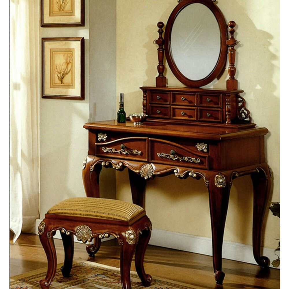 """Showcasing furniture across centuries: The Queen Anne style of furniture design developed before, during, and after the reign of Anne, Queen of Great Britain (1702–1714). It is """"somewhat smaller, lighter, and more comfortable than its predecessors,"""" and examples in common use include """"curving shapes, the cabriole leg, cushioned seats, wing-back chairs, and practical secretary desk-bookcase piece.  Showcasing  Queen Anne Style Bedroom Furniture"""