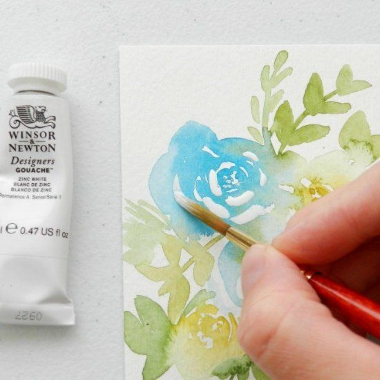 10 Watercolor Painting Hacks Craft Gawker Watercolor Paintings