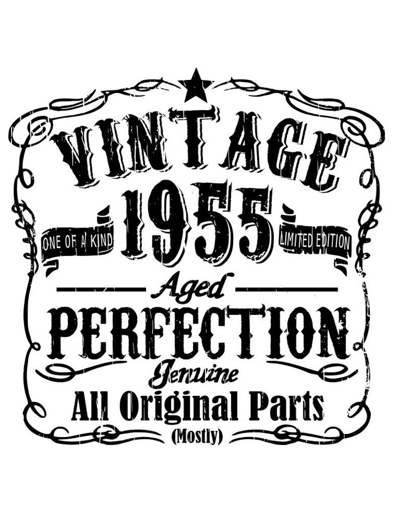 I/'m Not Old I/'m A Classic SVG Limited Edition 1953 Custom Built Car Birthday PNG Born In 1953 svg Awesome Since 1953 Bday Svg Digital File