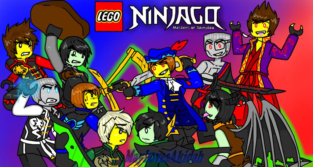 Lego Ninjago #895 By MaylovesAkidah On DeviantArt