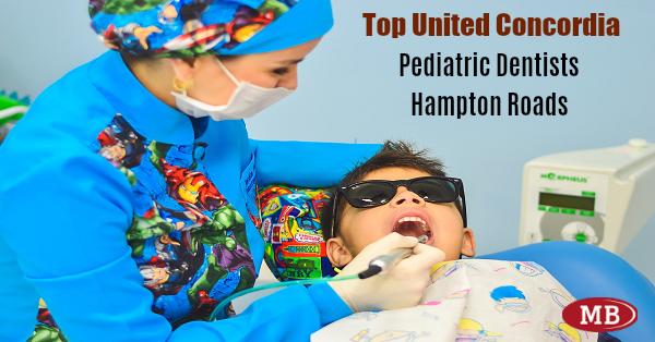 Top 15 United Concordia Pediatric Dentists In Hampton Roads For Military Families Pediatric Dentist Dentist Dental Emergency