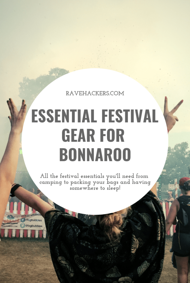 About Bonnaroo Series: What I wouldn't be caught without