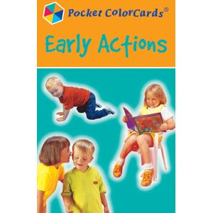 Early Actions Pocket Color Cards