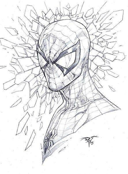 Pin De Extroyer Em Marvel Desenhos A Lapis Desenho Dos