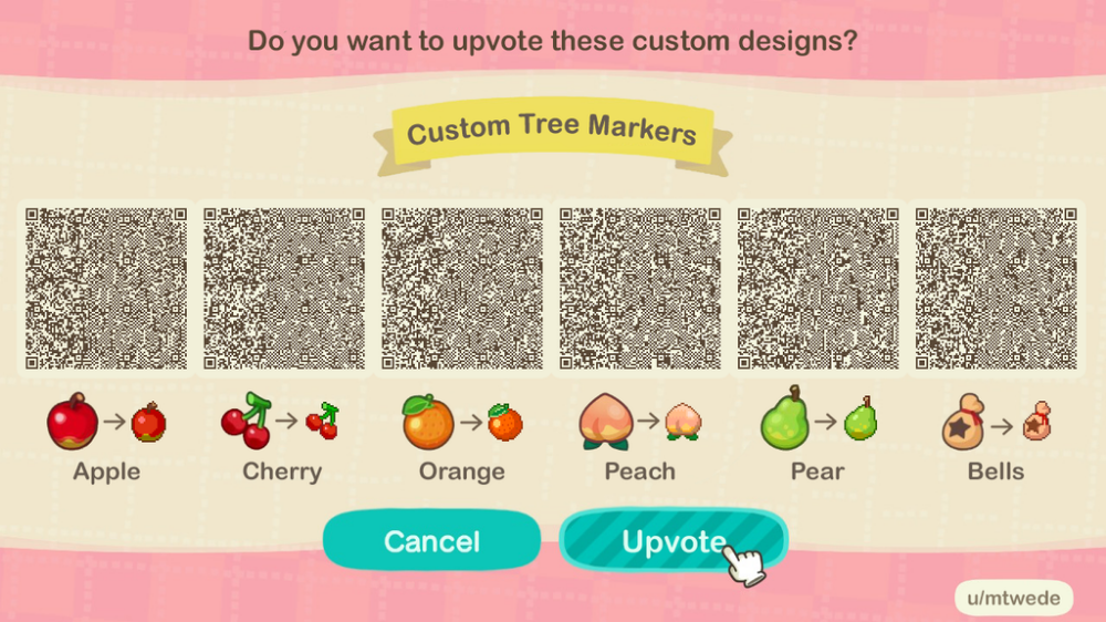 Oc These Tree Markers Have Been Incredibly Helpful On My Island
