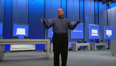 Primeiro dia de Build 2013 mostra Microsoft cheia de criatividade, Windows 8.1 é a grande estrela