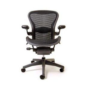 Herman Miller R Aeron R Chair Highly Adjustable Model With