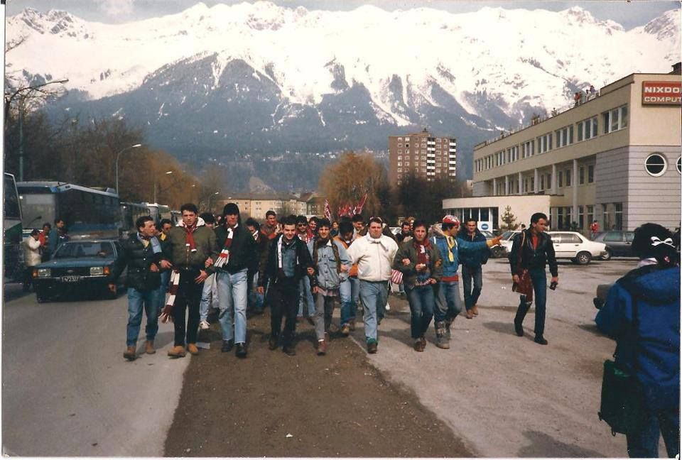 Granata ad Inssbruck 1986/87