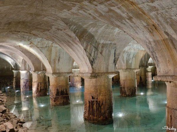 Paris Underground Reservoir
