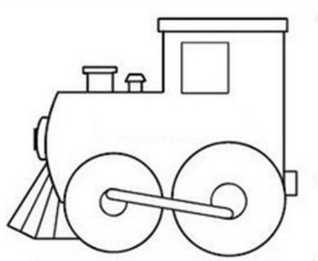 Train Coloring Pages | Coloring Lab | Sydney\'s Birthday | Pinterest