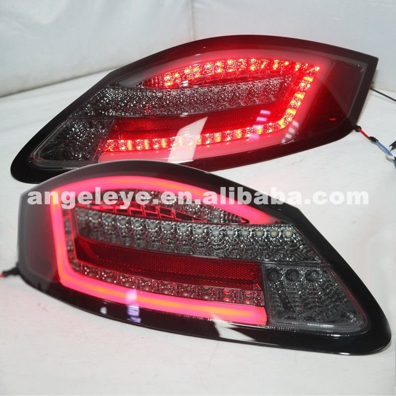 For Porsche 2004 2008 Year Cayman 987 Led Rear Light Tail Lamp Black Housing Clear Cover Sn Lights Tail Light Led Tail Lights