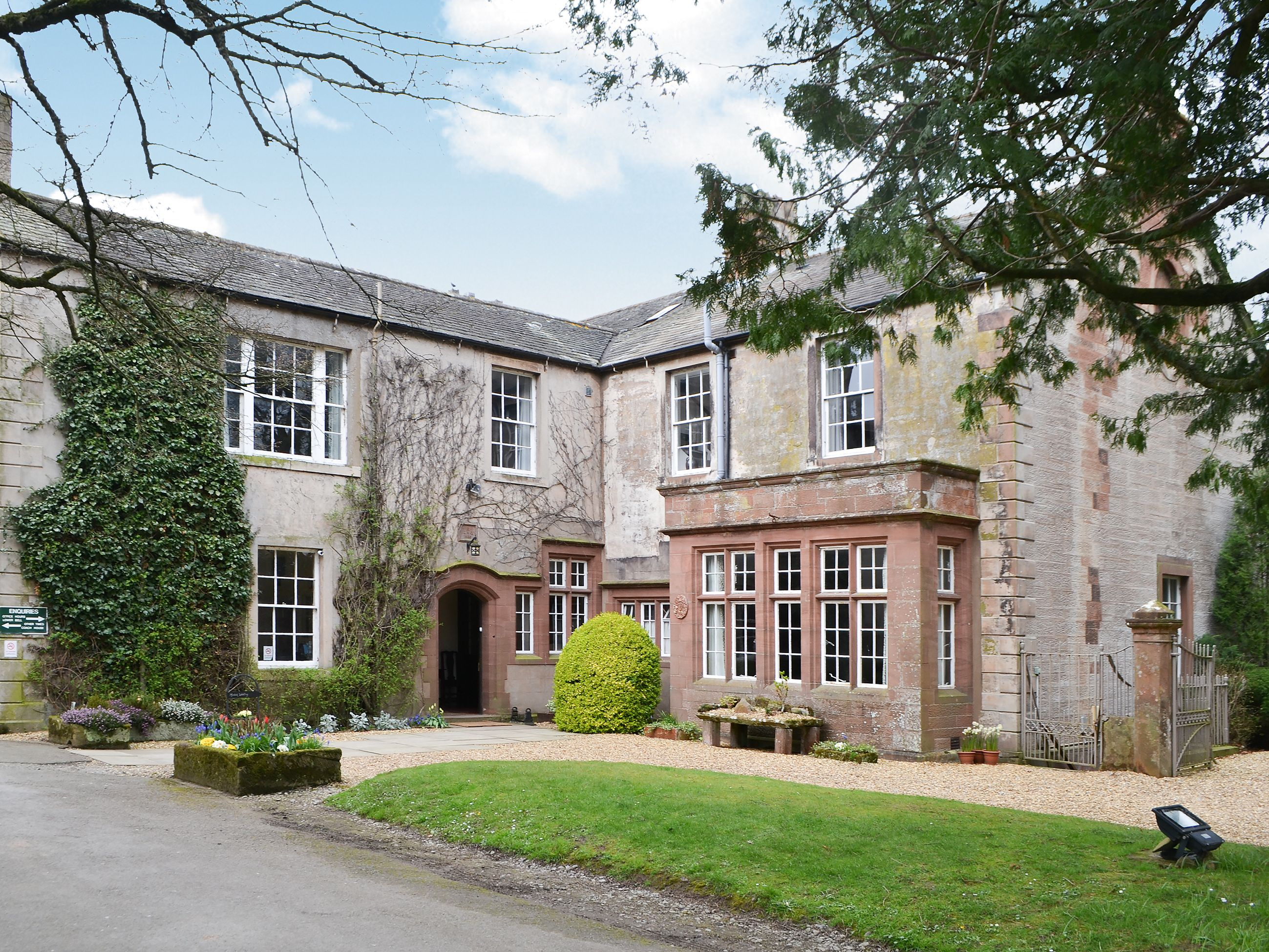 A  Grade II listed, detached country mansion, just perfect for celebrating that special occasion with family and friends.