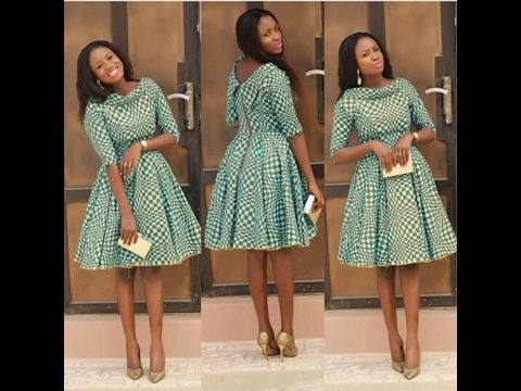 63fe2bc6e401a Top African BIRTHDAY Dress Ideas and Trendy STYLES styles - Ladies fashions  - YouTube