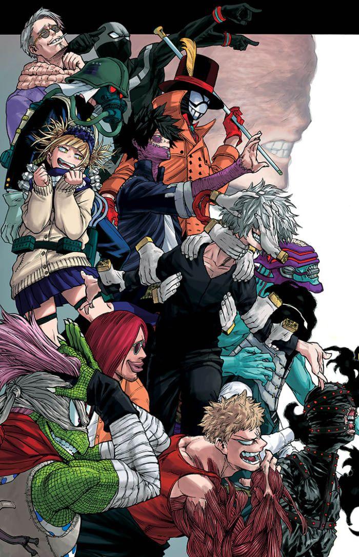 Bnha League Of Villains My Current Wp My Hero Academia Episodes Hero My Hero Academia Shouto