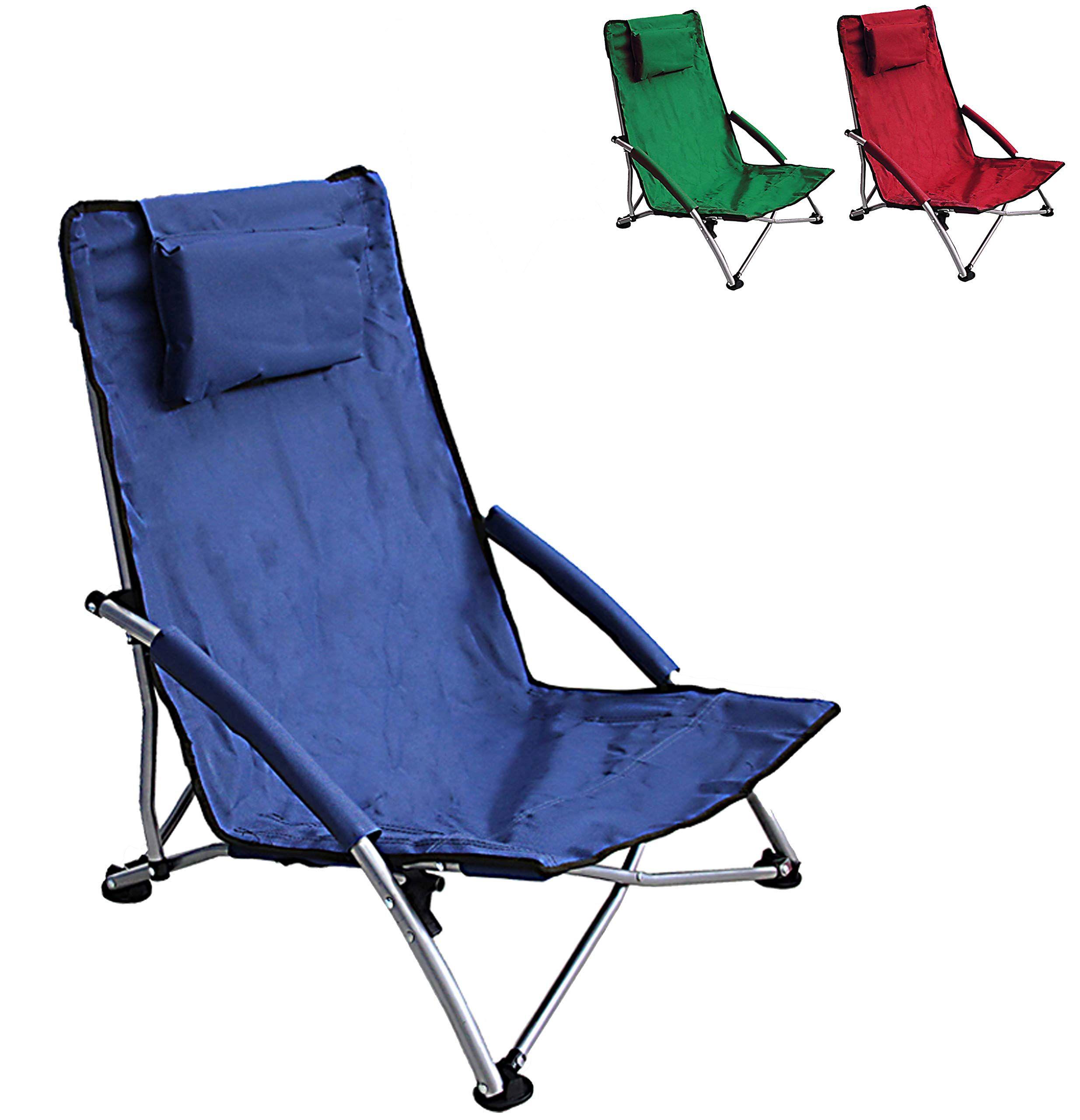 Hello Journey Low Sling Beach Chair Folding Kids Beach Chair Beach Chairs Backpack Beach Chair