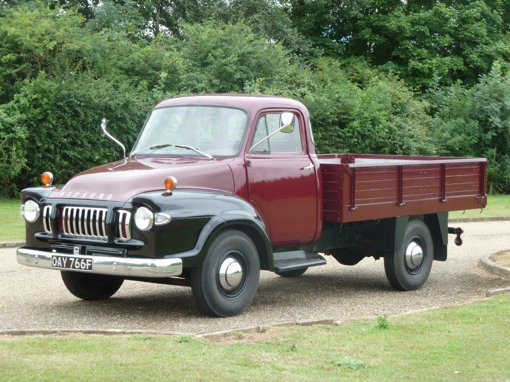 1968 Bedford J Type Www Mad4bikesuk Co Uk Mad4bikesuk Old Lorries Bedford Truck Old Trucks