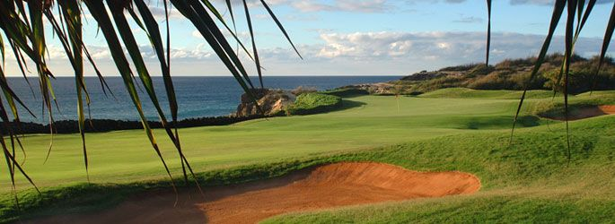 Poipu Bay Golf Course, the prettiest golf course I have ever played