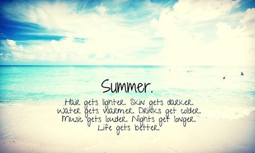 Missing summer | Summer beach quotes, Summer quotes, Summer ...