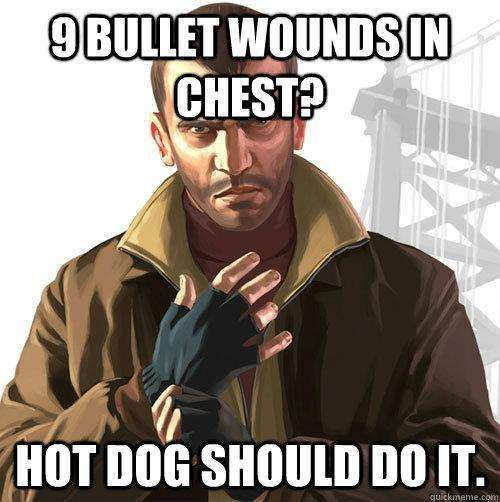 The 23 Funniest Examples of Grand Theft Auto Logic