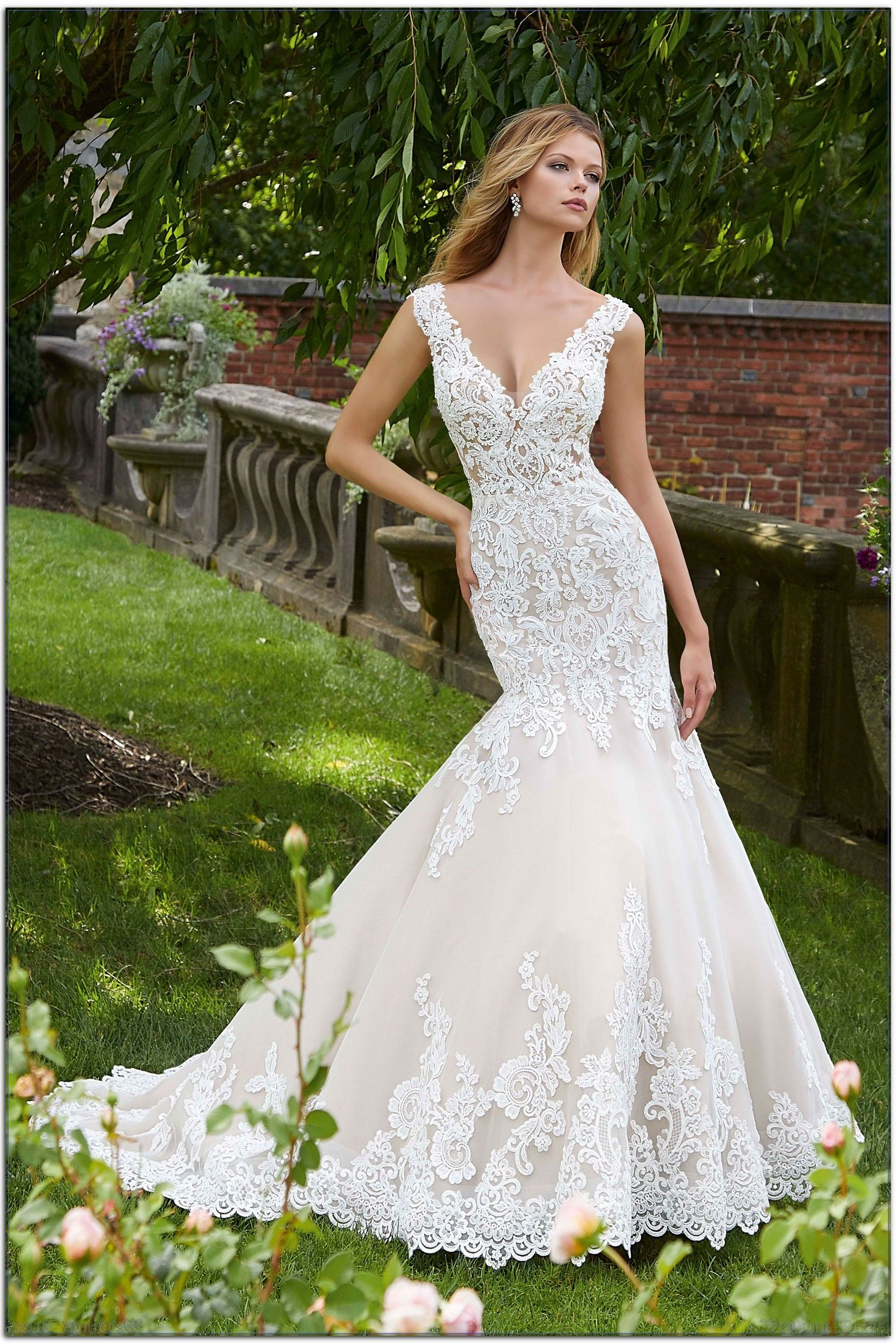Fall In Love With Weddings Dress