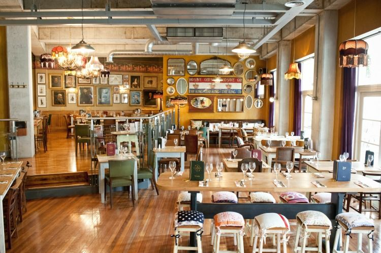 Cardiff News Views Gossip Pictures Video Wales Online Restaurant Interior French Style Interior Cafe Style