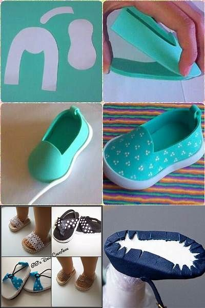 AG Doll Shoe Patterns - Bing images #dollclothes