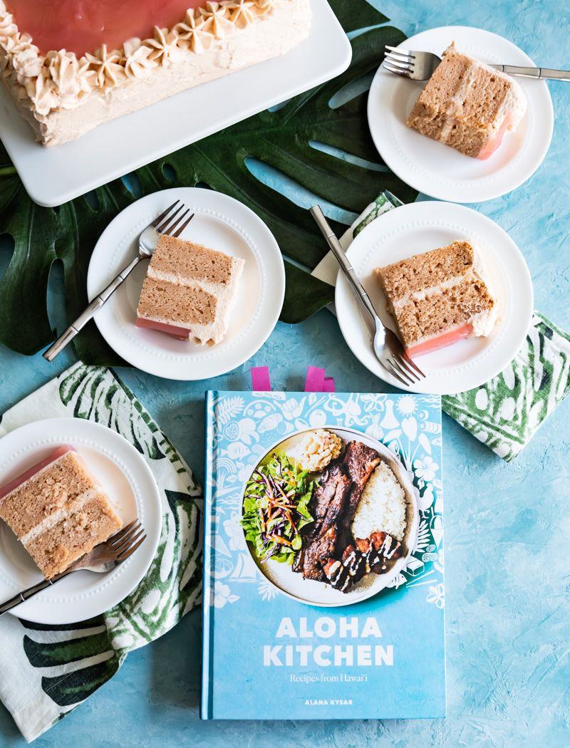 Aloha Kitchen Hawaiian Guava Cake Recipe Guava Cake Vanilla