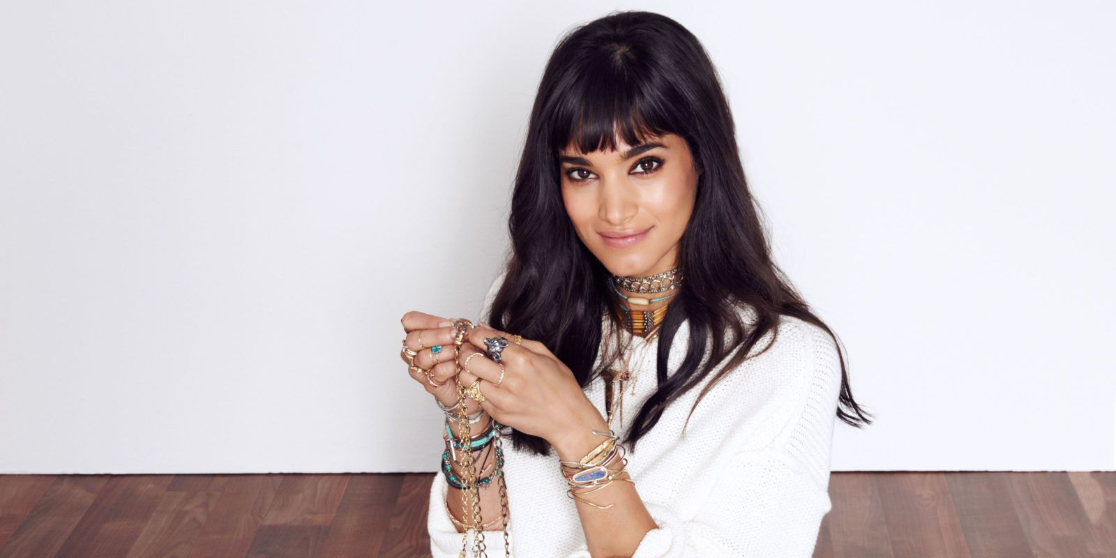 Sofia Boutella Jewelry - Sofia Boutella Interview