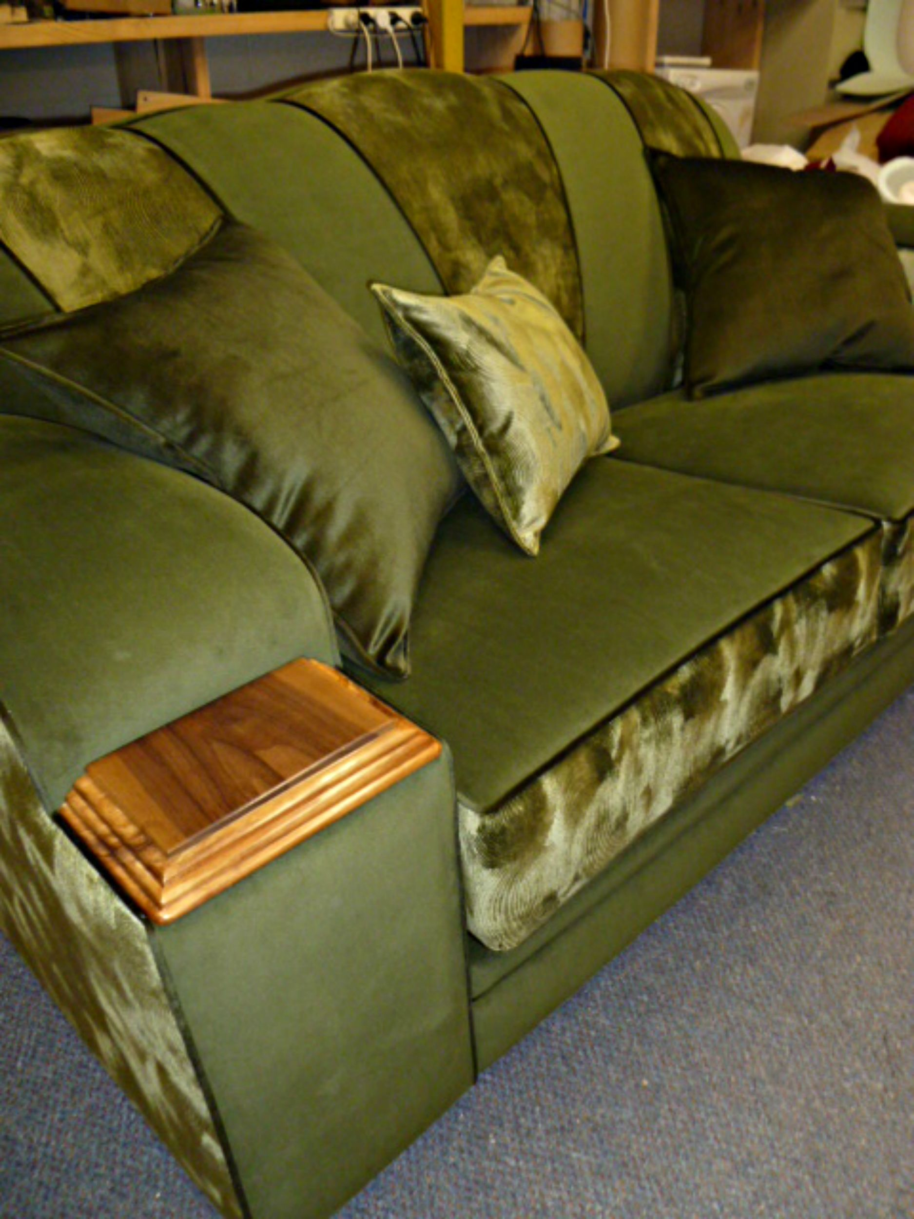 MADE TO ORDER BY DECO FURNITURE FACTORY SHOWROOM 100 GAFFNEY ST ...
