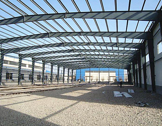 Customized steel structure to suit your special
