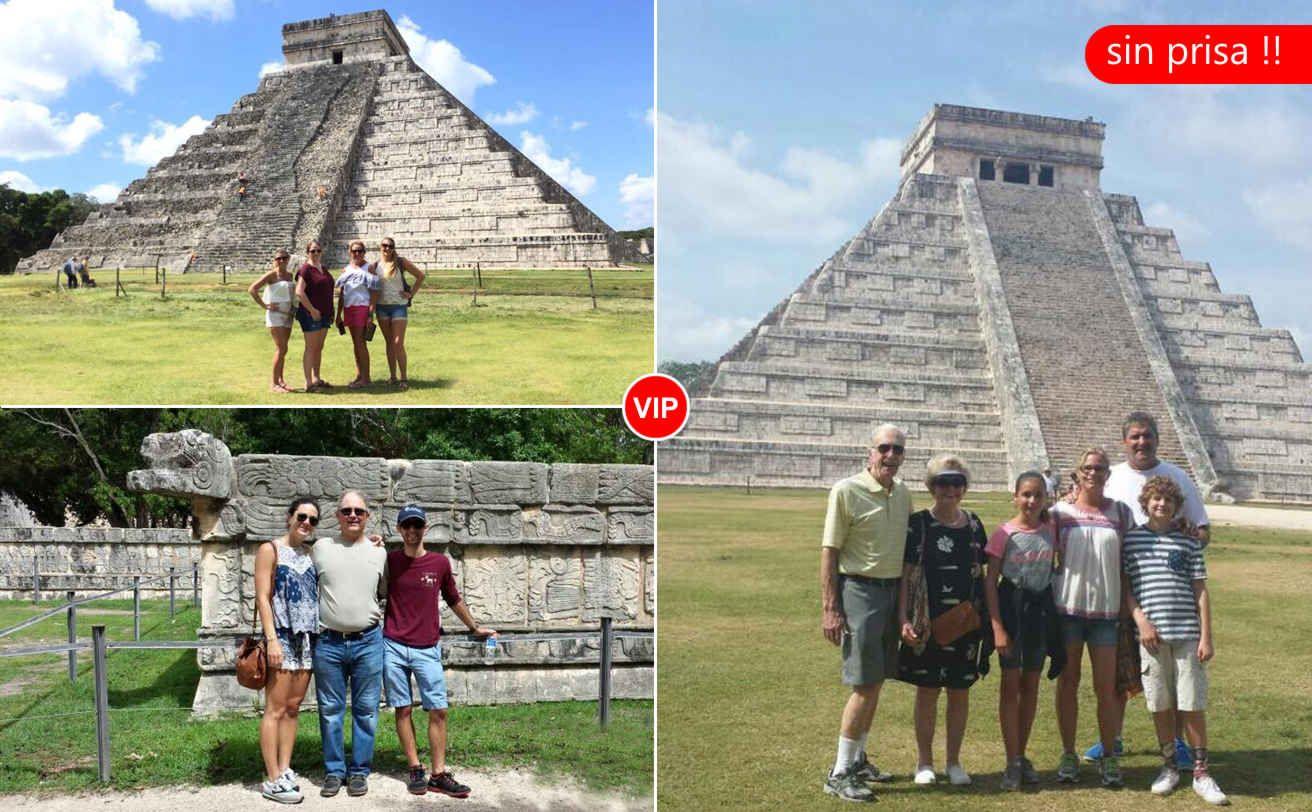 Chichen Itzá Privado 1 8 Personas Desde Cancún Chichen Itza Viajes A Cancun Tour Chichen Itza
