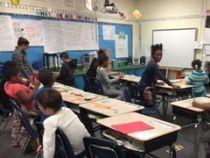 AVID 4th Grade Room Needs Help With Organization