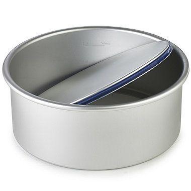lakeland pushpan loose based 15cm cake tin round from. Black Bedroom Furniture Sets. Home Design Ideas