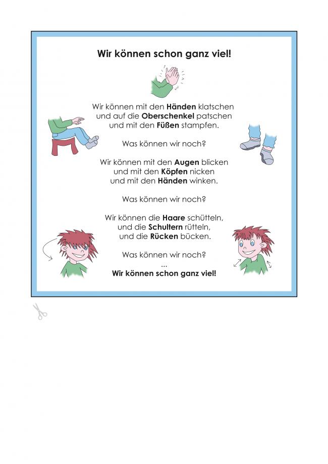 kigaportal kindergarten wir koennen schon ganz viel deutsch kindergarten lieder. Black Bedroom Furniture Sets. Home Design Ideas